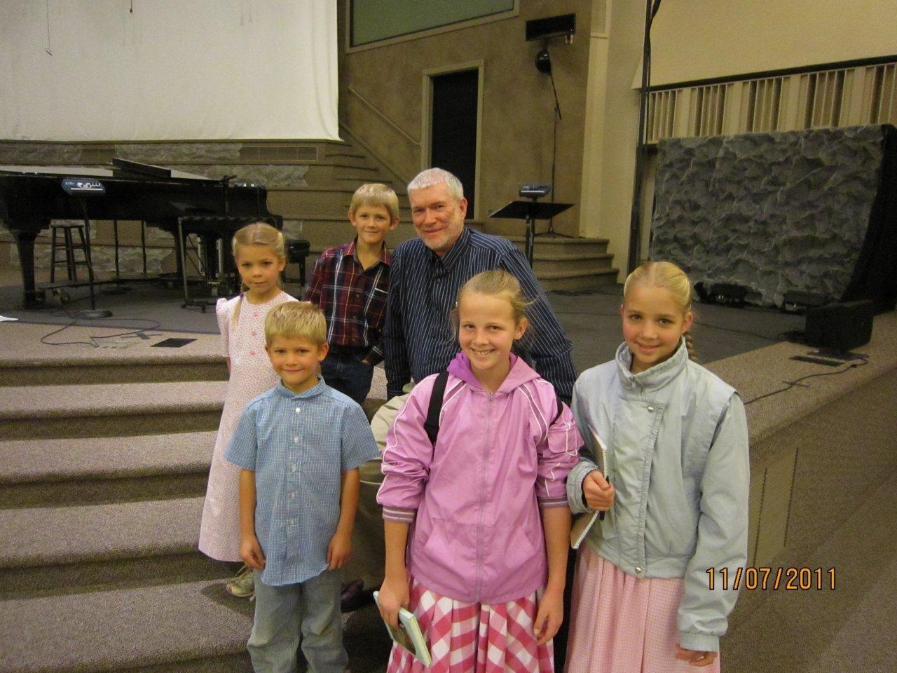 Big Valley Grace Community Church, Modesto, CA