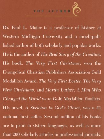 Biography of Dr. Paul L. Maier