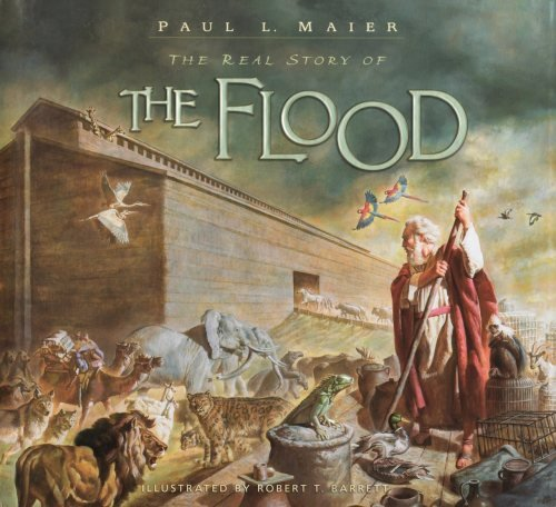 Cover of The Flood by Dr. Paul L. Maier