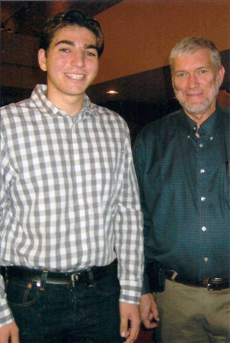 Cooper and Ken Ham