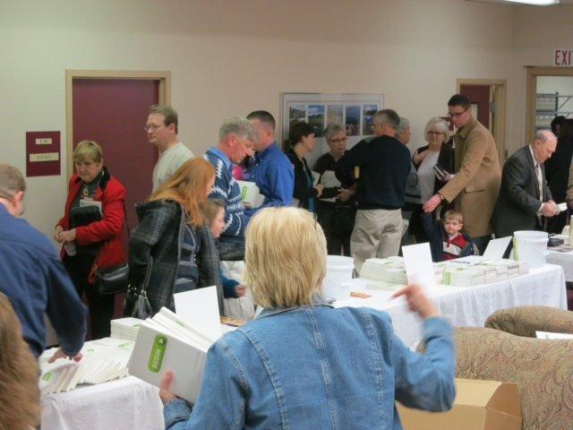 AiG Resources at Calvary Baptist Church, Covington, KY