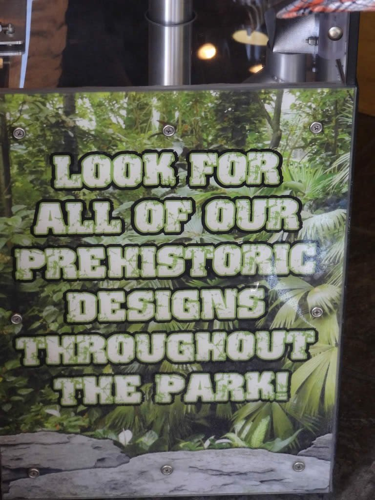 Jurassic Park Ride Gift Store, Universal Studios