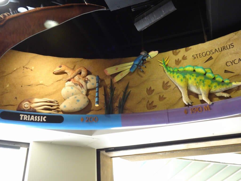 Jurassic Park Ride, Universal Studios