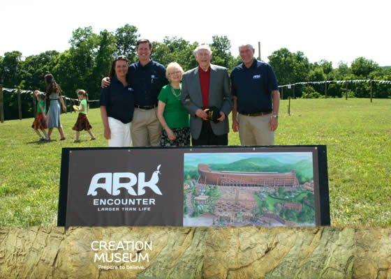 Ark Encounter Dedication