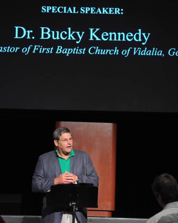 Bucky Kennedy