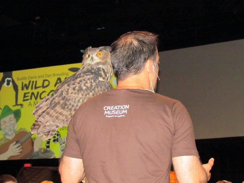Wild Animal Encounter