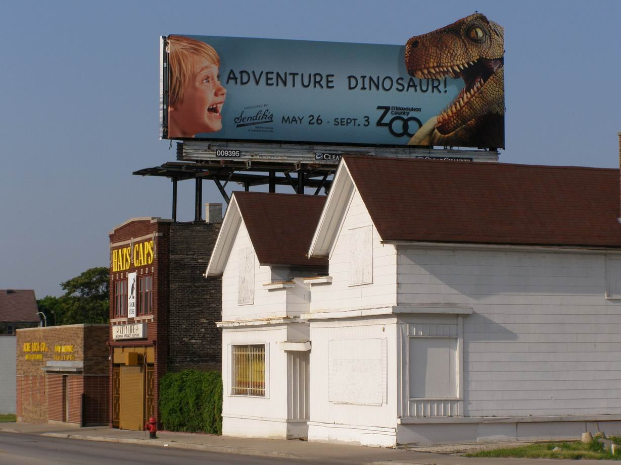 Our Museum Dino Is Famous Answers In Genesis