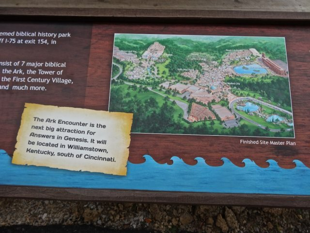 New Ark Exhibit Opened At Creation Museum Answers In Genesis