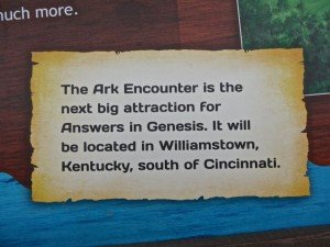 Ark Encounter Location
