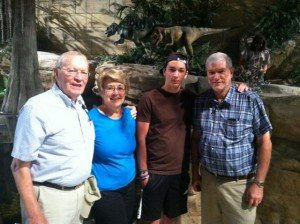 George, Joan, Lucas, and Ken