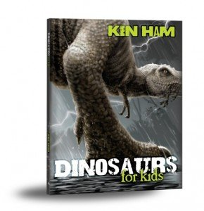 Dinosaurs for Kids book cover