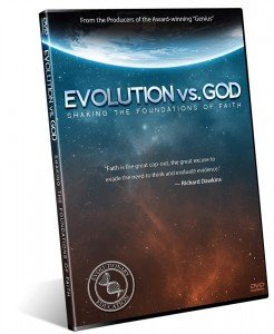 Evolution vs. God DVD cover