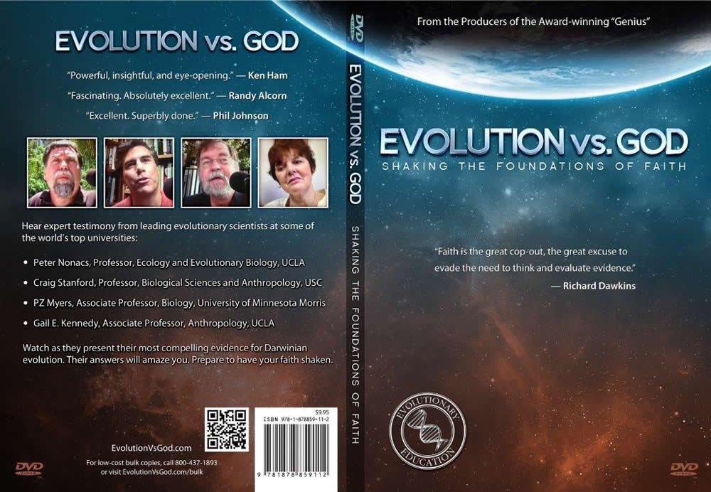 Evolution vs. God: Shaking The Foundations of Faith Full Documentary