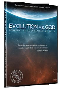 evolution-vs-god