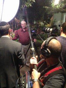 Ken interviewed by rabbi-in-training