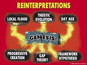 Reinterpretations of Genesis