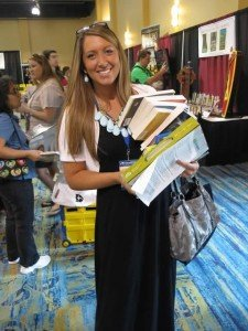 Texas Homeschool Coalition conference purchasing resources