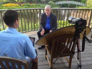 Ken interview with Vision Forum