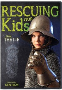 Rescuing Our Kids DVD Cover