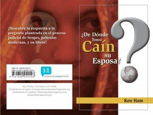 Spanish-language Where did Cain get his wife?