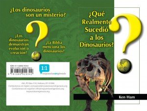 Spanish-language What happened to the dinosaurs?