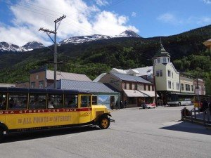 Picturesque Skagway