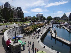Quaint Victoria, British Columbia