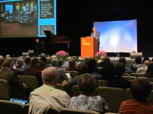 Ken Ham at Answers for Pastors conference
