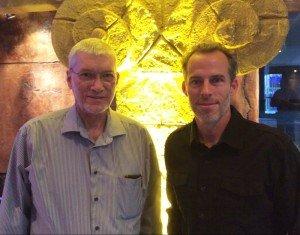 Ken Ham and Mike McClure, Calvary Chapel San Jose