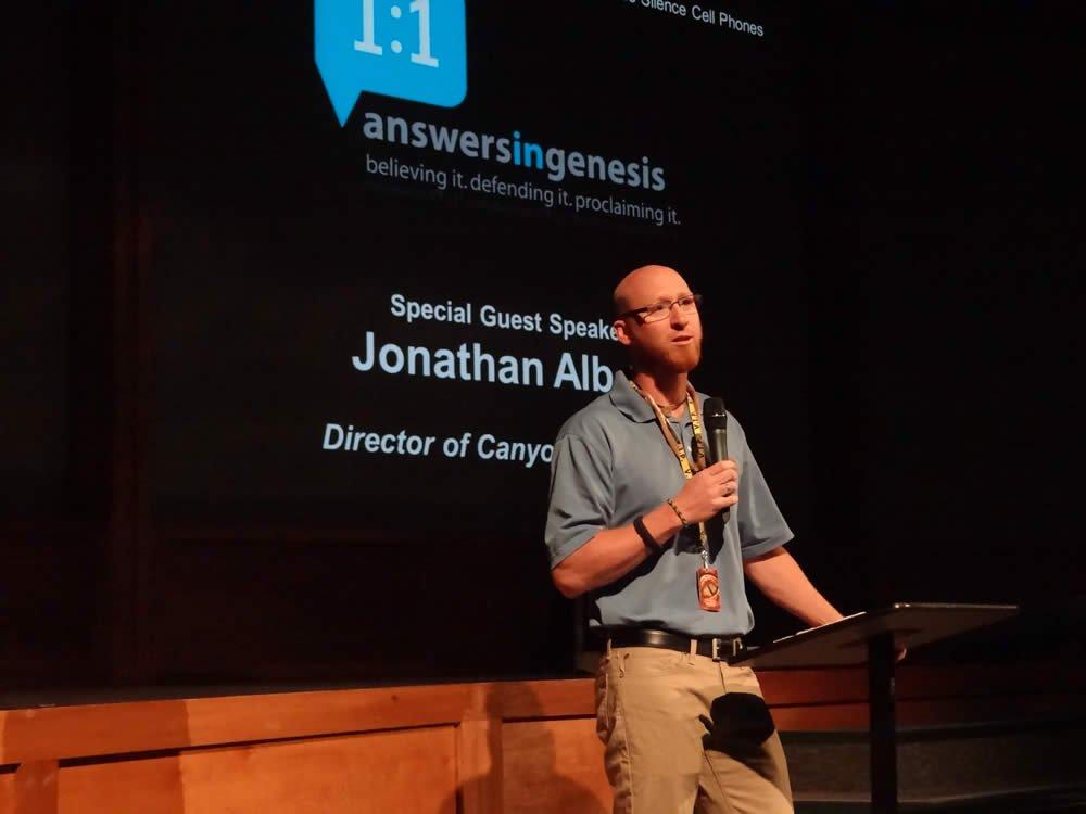 Jonathan Albert
