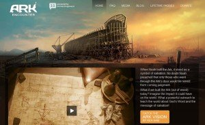 Ark Encounter Website