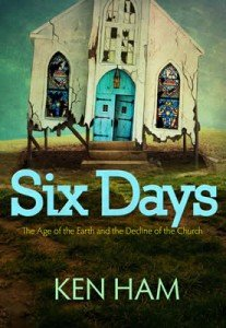 Six Days book cover