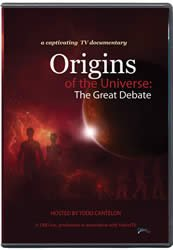 Origins of the Universe: The Great Debate