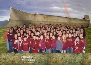 Bible Center School group