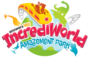 IncrediWorld Amazement Park Vacation Bible School Curriculum