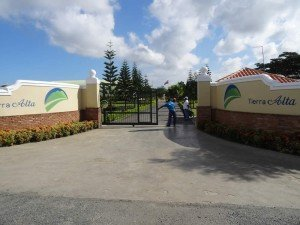 The entrance to the Rawlings Foundation facility