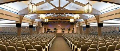 Calvary Chapel Costa Mesa Auditorium