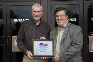StormReady certificate