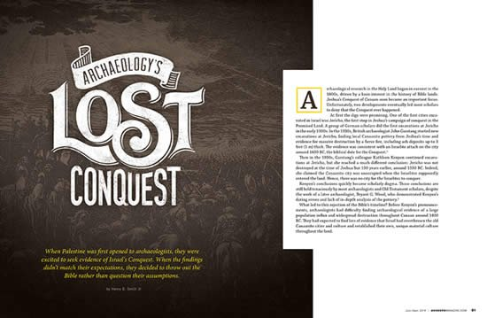 Archaeology's Lost Conquest