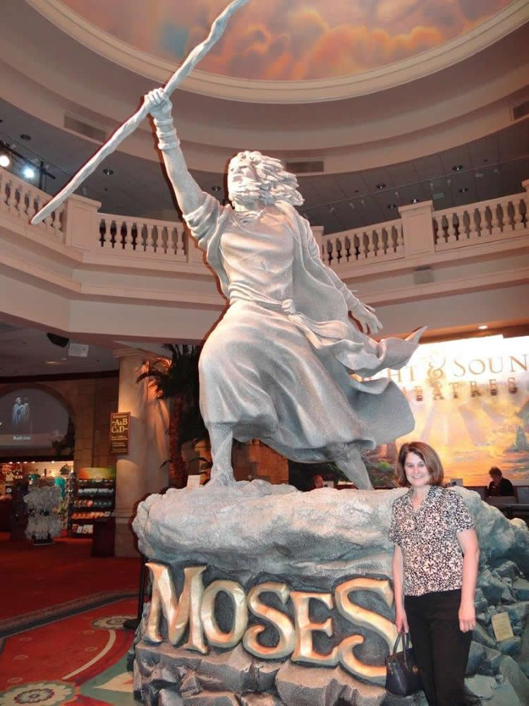 "Sight and Sound ""Moses"""