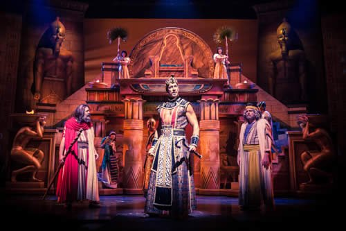 "Sight and Sound ""Moses"" Show"