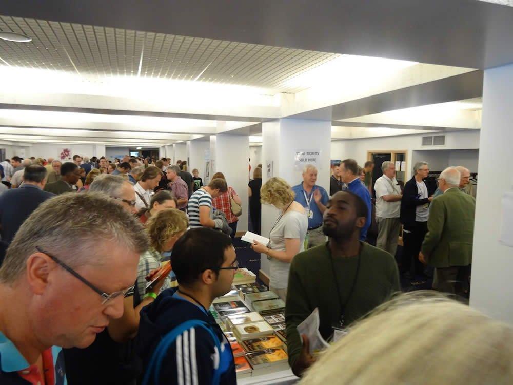 UK Mega Conference Resources Tables