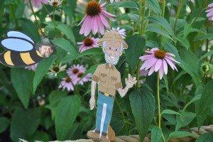 Ken with Buzzy Davis - Manda L.