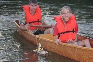 Canoeing - Christine J.