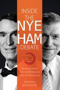 "With millions watching this live debate on February 4, 2014, Bill Nye ""the Science Guy"" squared off with Answers in Genesis founder and president Ken Ham in a historic debate. Go behind the scenes and beyond the event with this book to get even more details on the topics discussed!"