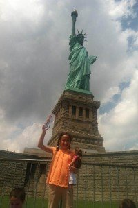 Statue of Liberty - Tiffany S.