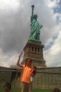 Statue of Liberty - Tiffany S.