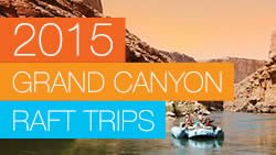 Grand Canyon Raft Trips 2015