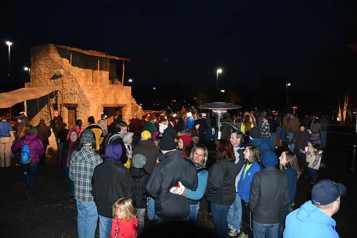 Christmas Town Live Nativity