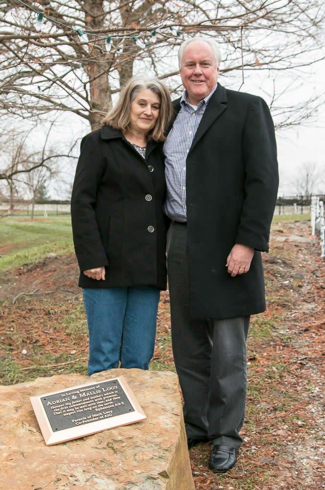 Mark and Renee Looy